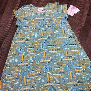 NWT Size 10 Scarlett kids Lularoe